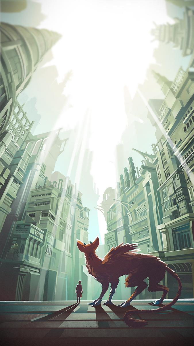 The Last Guardian by Francoyovich