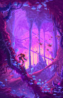 Brinstar Wilderness by Francoyovich