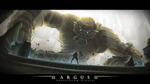 Argus: Praesidium Vigilo by Francoyovich
