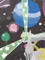 Cosmic Power by SteveKdA