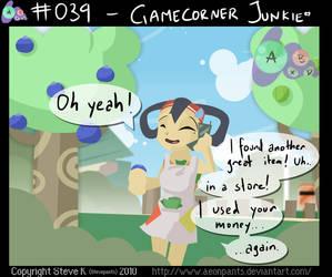 ABXD 039: Gamecorner Junkie