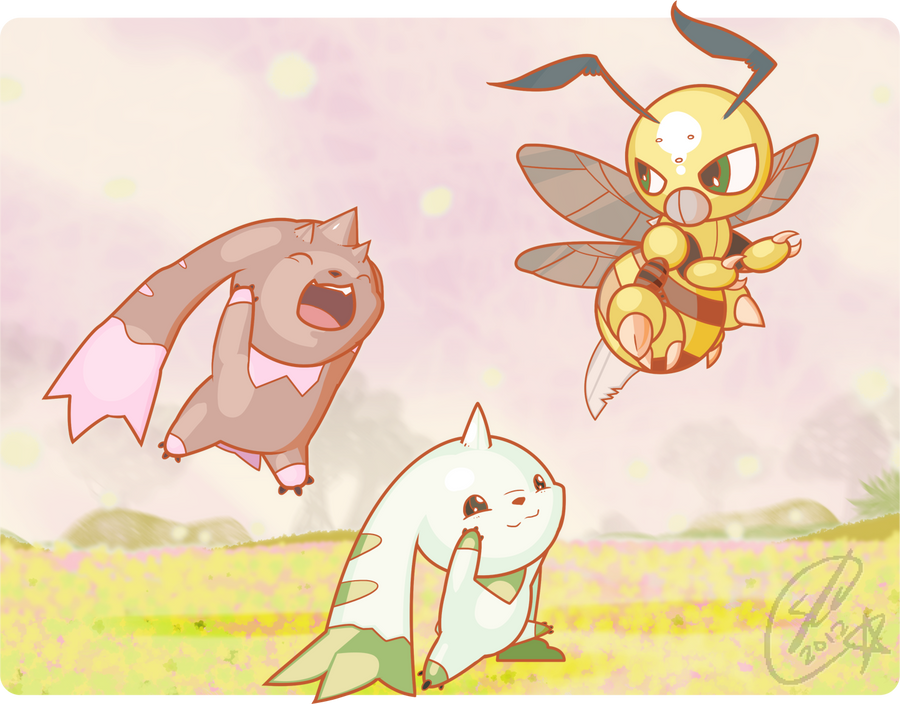 Your No.1 FanBee by SteveKdA