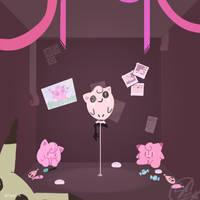 Abandoned Party by SteveKdA