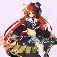 Ritsu Namine by hinanoyuki28