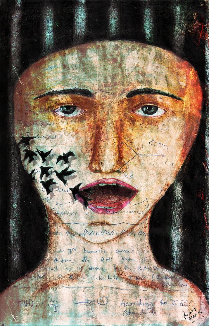 Untitled Cage by Awaytonoway