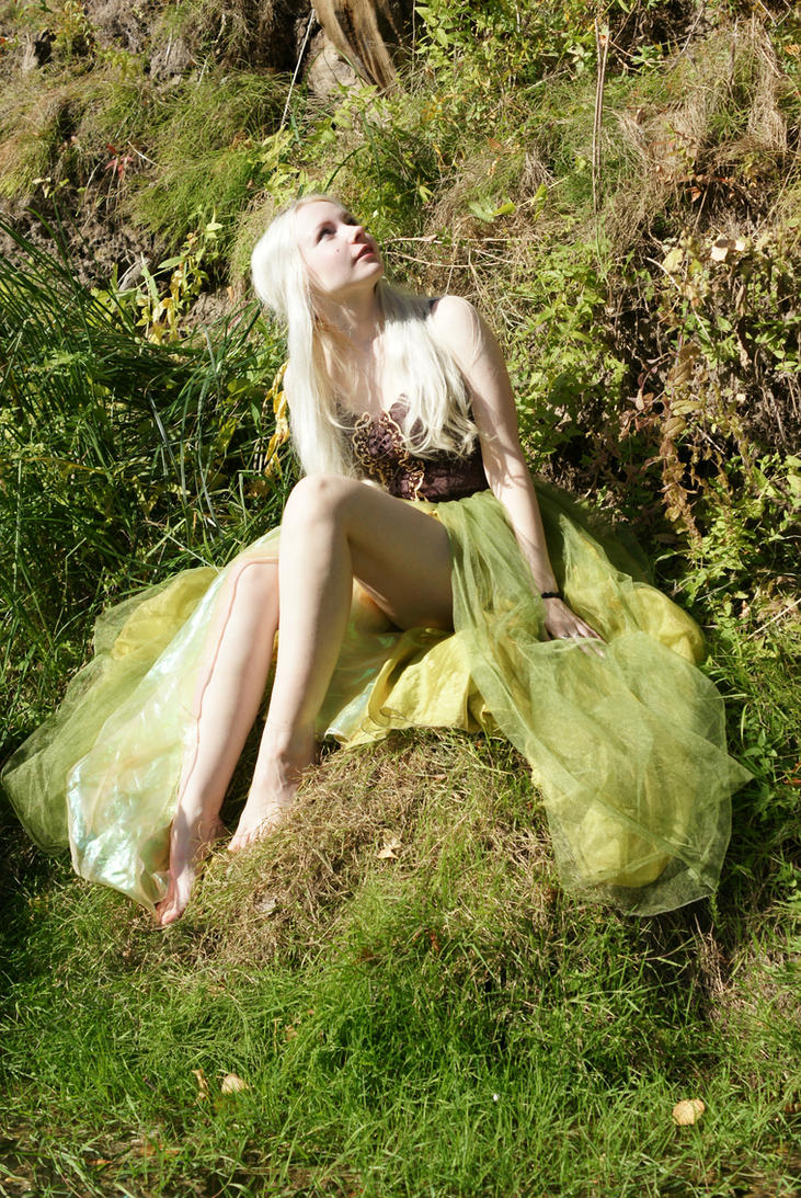 Fairy by LialiaD-stock