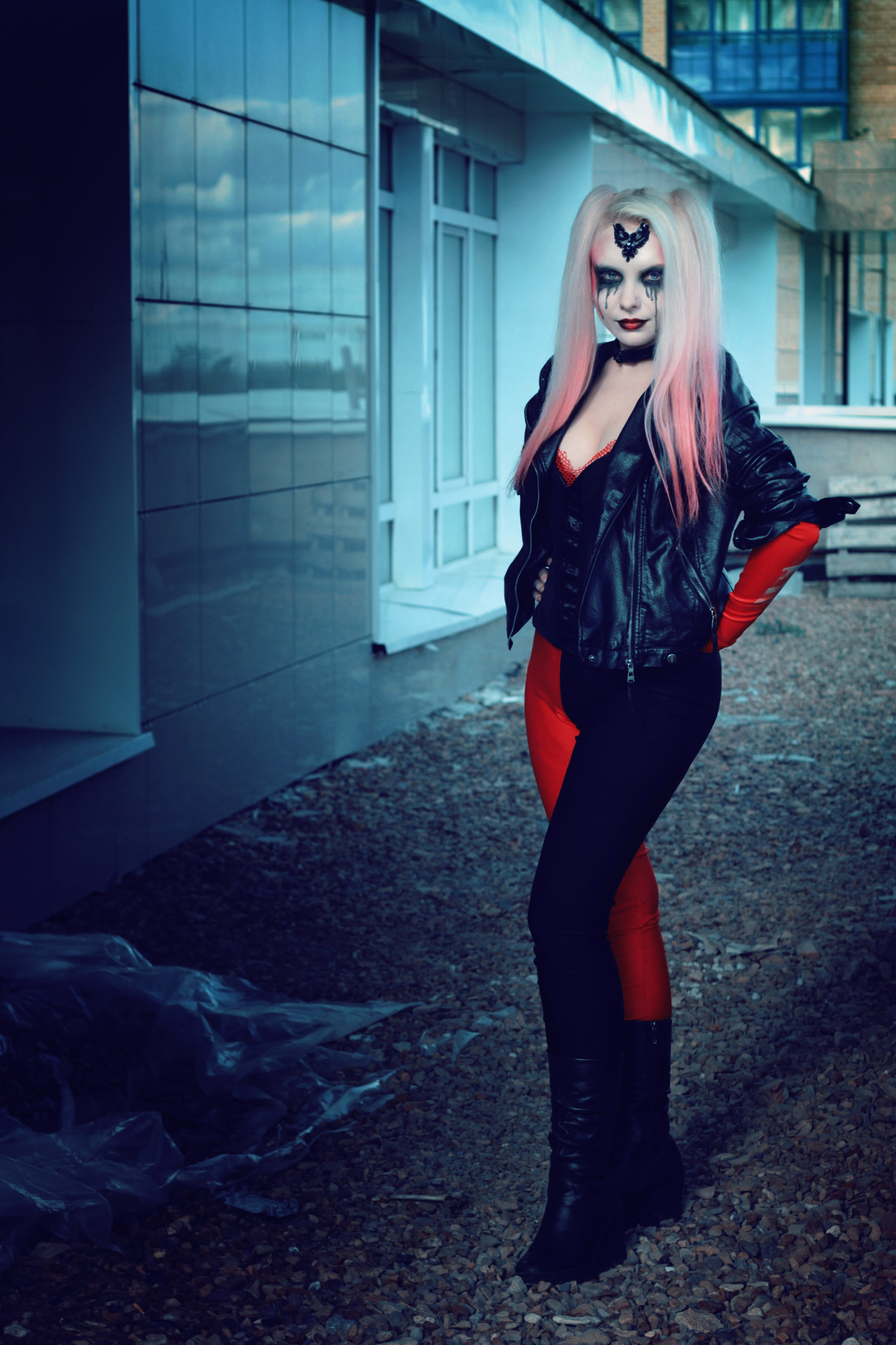 Harley Quinn by LialiaD-stock