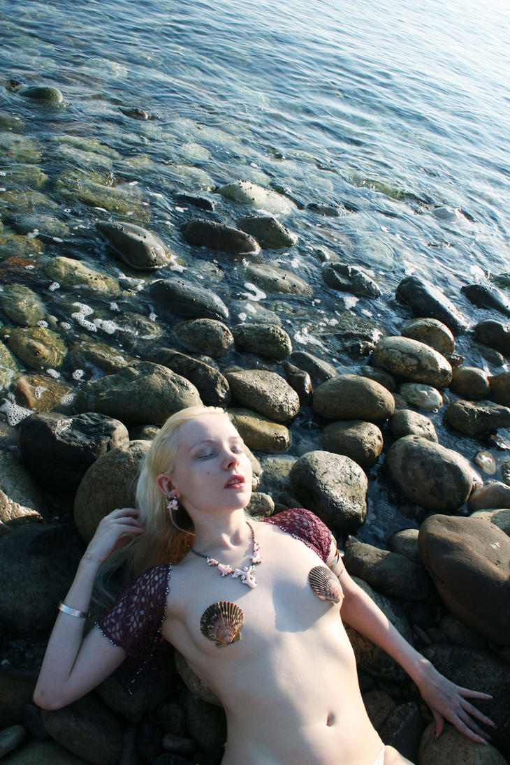 Mermaid by LialiaD-stock