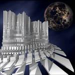 Space Castles by M2e-Fx