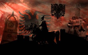 Albanian pride by deox87