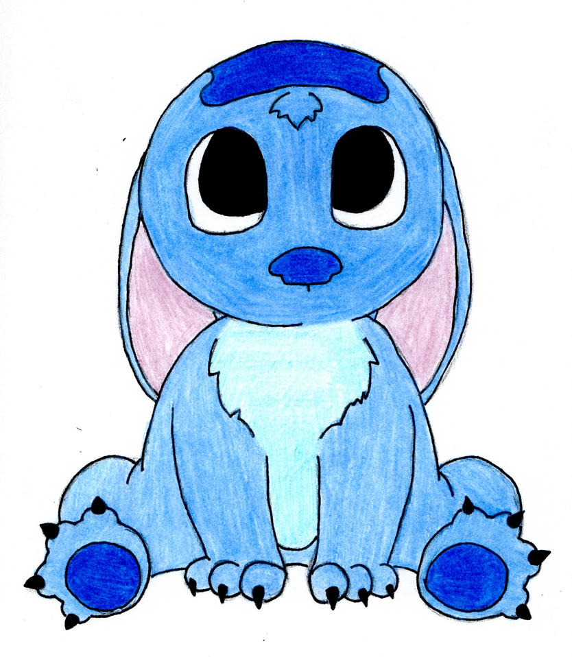 Cute Stitch by StinkbugMarsha on DeviantArt