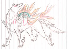 Amaterasu 2 by KarneTia