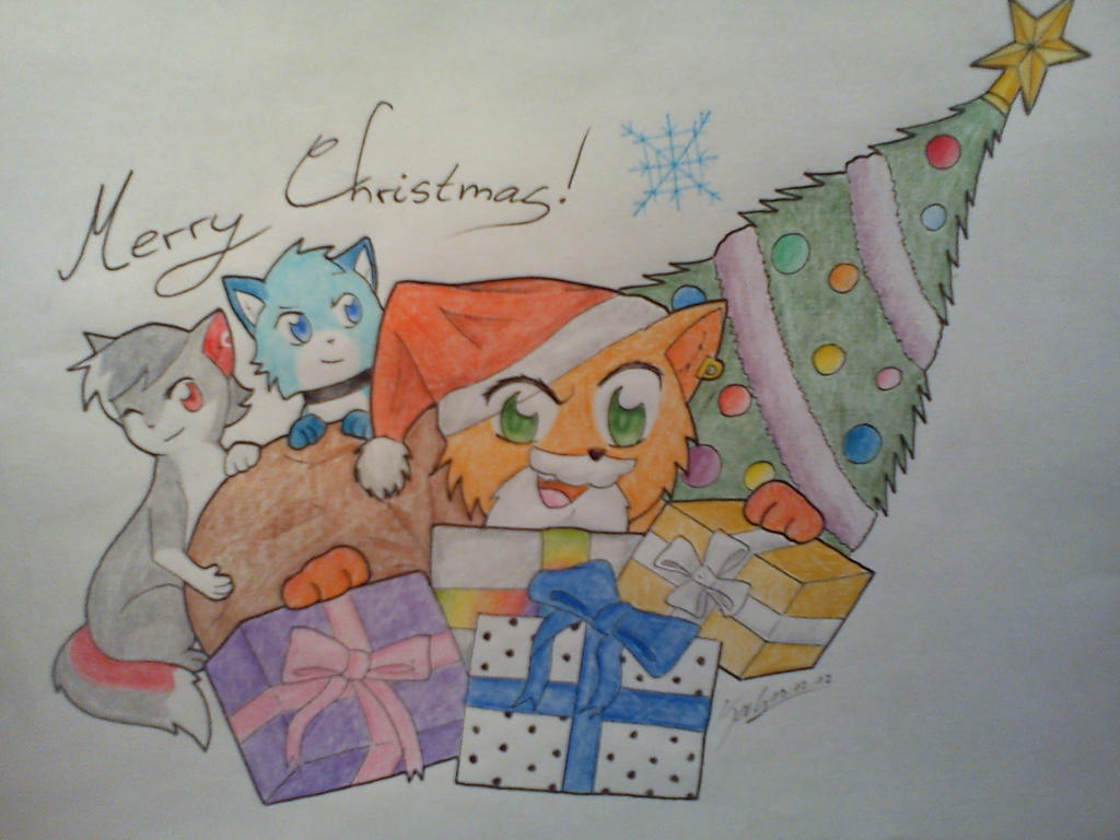 Merry Christmas! by KarneTia