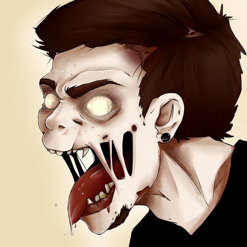 ZombieTate by Nullifie