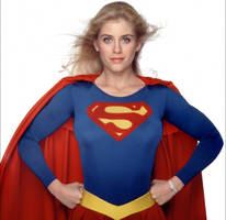 Classic Supergirl by serialtrainer