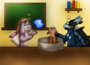 Magic Class: Condense Water