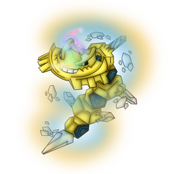 [SL] Mega Goldie!