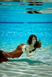 Mermaid cosplay 2 by Pheonixtiberius