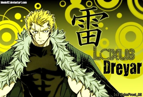 Laxus Dreyar Wallpaper by bionic02 on DeviantArt