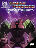 Transformers - Monstrosity - Episode 2 by MadefireStudios