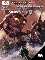 Transformers - Monstrosity - Episode 4 by MadefireStudios