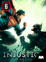 Injustice: Gods Among Us - Episode 6 by MadefireStudios