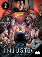 Injustice: Gods Among Us - Episode 2 by MadefireStudios
