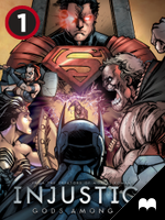 Injustice: Gods Among Us - Episode 1 by MadefireStudios