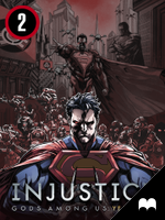 Injustice: Gods Among Us - Year Two - Episode 2 by MadefireStudios