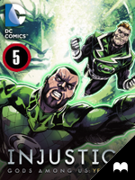 Injustice: Gods Among Us - Year Two - Episode 5 by MadefireStudios