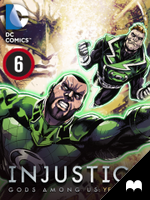 Injustice: Gods Among Us - Year Two - Episode 6 by MadefireStudios