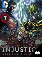 Injustice: Gods Among Us - Year Two - Episode 7 by MadefireStudios