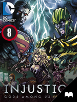 Injustice: Gods Among Us - Year Two - Episode 8 by MadefireStudios