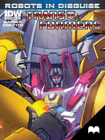 Transformers - Robots In Disguise - Episode 5 by MadefireStudios