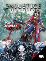 Injustice: Gods Among Us - 2013 Annual by MadefireStudios