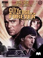 Star Trek: Harlan Ellison's CEF #3 by MadefireStudios