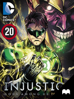 Injustice: Gods Among Us - Year Two - Episode 20 by MadefireStudios