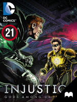Injustice: Gods Among Us - Year Two - Episode 21 by MadefireStudios