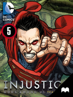 Injustice: Gods Among Us - Year Three - Episode 5 by MadefireStudios
