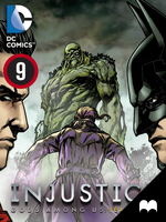 Injustice: Gods Among Us - Year Three - Episode 9 by MadefireStudios