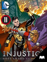 Injustice: Gods Among Us - Year Three - Episode 11 by MadefireStudios