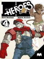 The Heroes Club - Vol. 2 #4