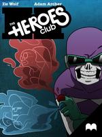 The Heroes Club - Vol. 2 #5 by MadefireStudios