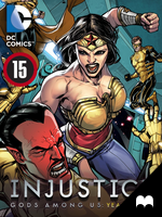 Injustice: Gods Among Us - Year Three - Episode 15 by MadefireStudios