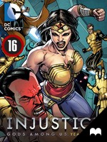 Injustice: Gods Among Us - Year Three - Episode 16 by MadefireStudios