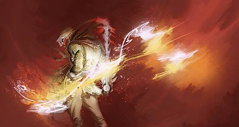 Fireblaze by BBeatsAll