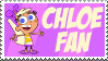 Chloe Carmichael Fan Stamp by Spidzy