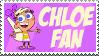 Chloe Carmichael Fan Stamp by Spidzy