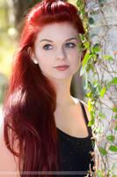 Karoline portrait by RoyalImageryJax