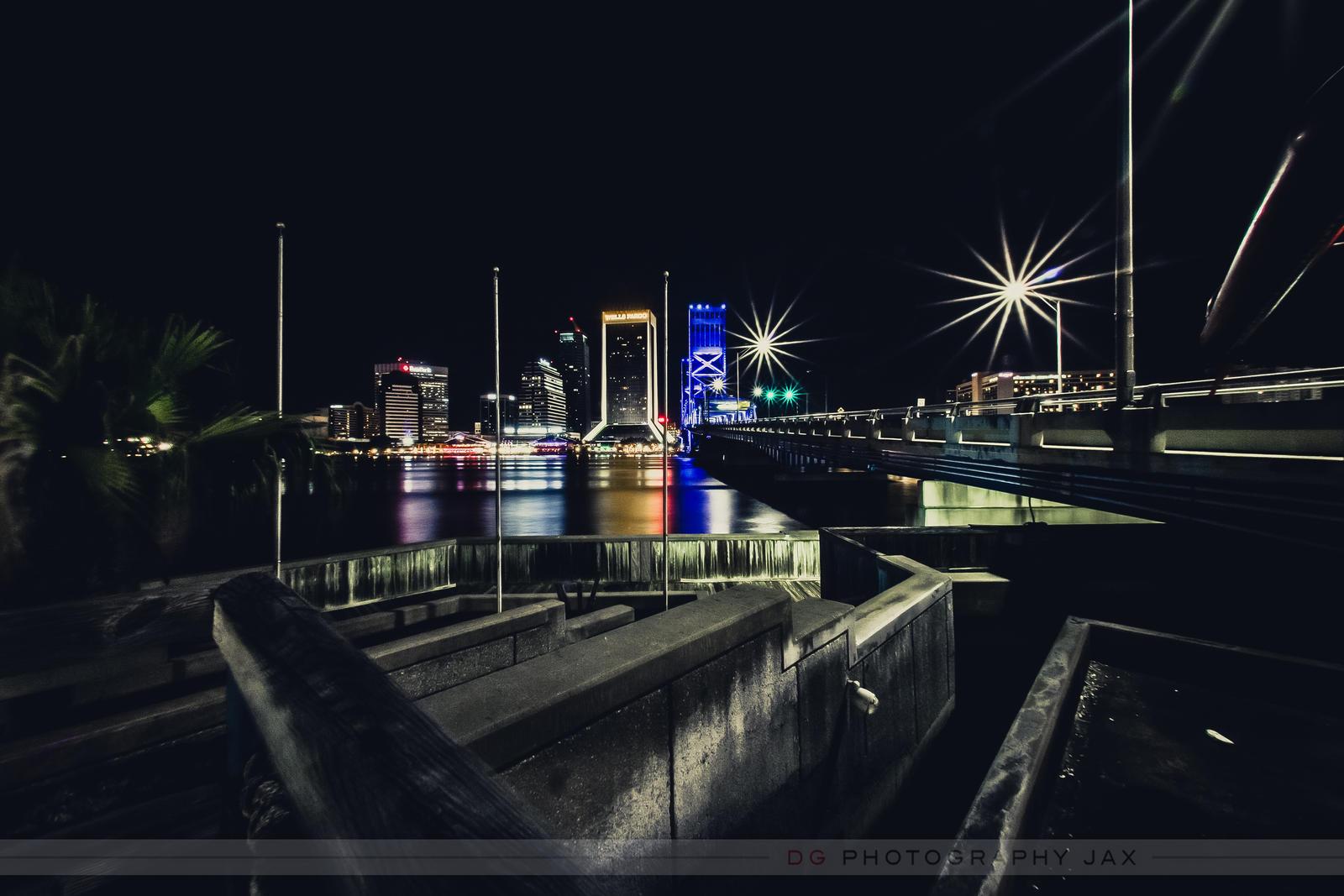 Jville City Lights by RoyalImageryJax